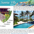 Sunrise Villa Belize